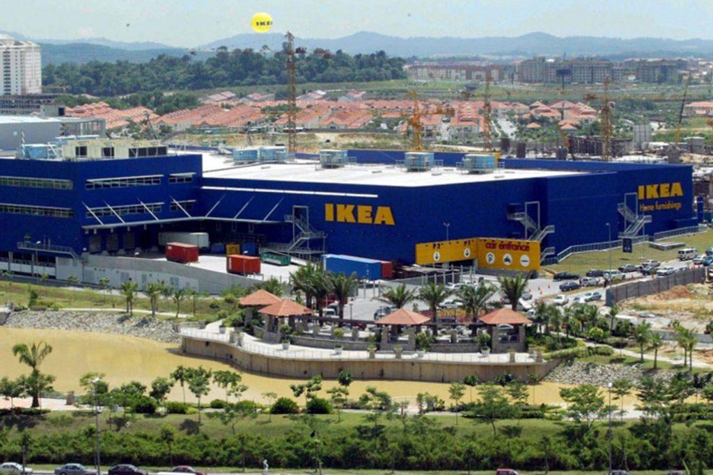 Ikea Tebrau Johor