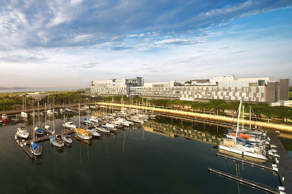 Puteri Harbour Almas