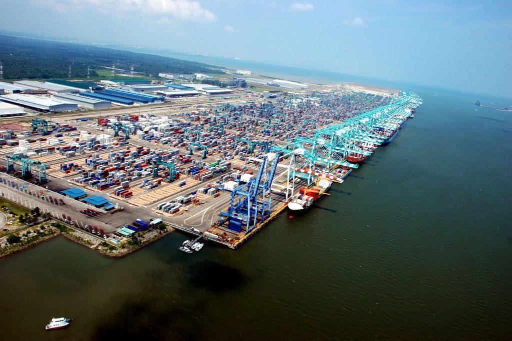 Volkswagen Port Tanjung Pelepas